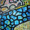 Ölmalerei, Komplexität, Pinselstriche, Gestisch