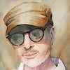 Realismus, Menschen, Portrait, Selbstportrait