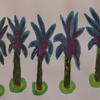 Pflanzen, Baum, Landschaft, Palmen