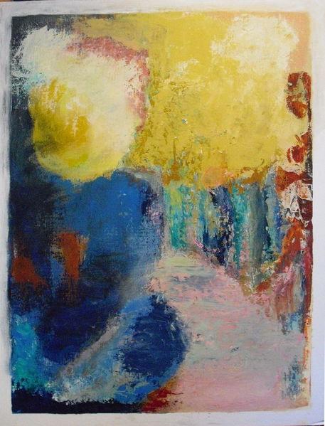 Abstrakt, 2014, Acrylmalerei, Malerei, Ruhe,
