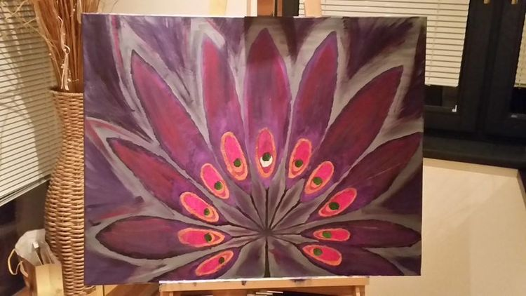 Malerei, Farben, Expressionismus, Ausdruck