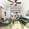 Interior design, Esszimmer, Digitale kunst, Modern