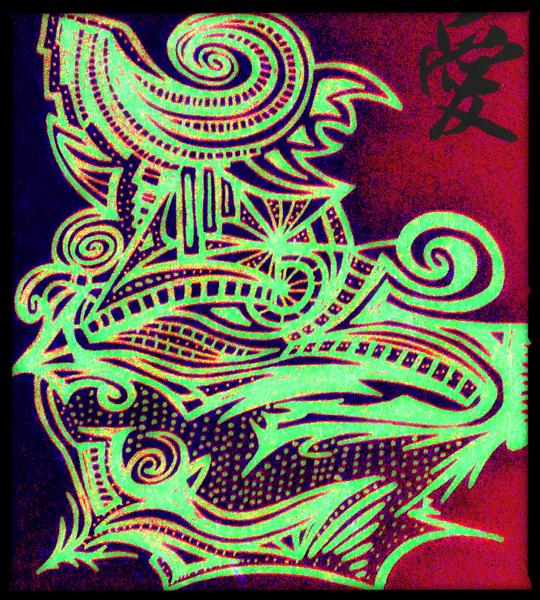Zeichnung, Surreal, Fotobearbeitung, Zeichnungen,