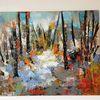 Gemälde abstrakt, Abstrakte malerei, Zeitgenössische kunst, Abstrakte kunst
