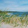 Welle, Surfen, Ostsee, Landschaft