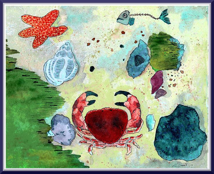Malen, Zeichnung, Aquarellmalerei, Aquarell