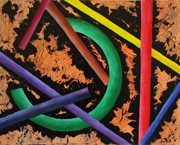 Malerei, Modern, Acrylmalerei, Moderne kunst, Zeitgenössisch, Bunt