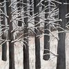 Baum, Schnee, Landschaft, Winter