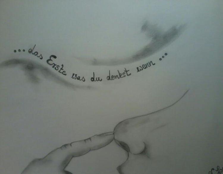 Gedanken, Eigene nase, Blitzgedanke, Zeichnungen