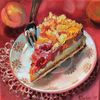 Kuchen, Torte, Herbst, Sommer