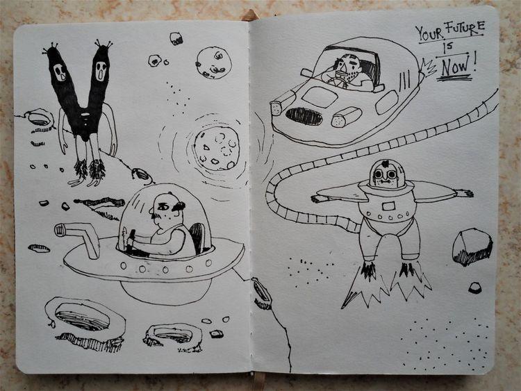 Traurig, Gesellschaft, Betroffenheit, Menschen, Rudi, Zeichnungen