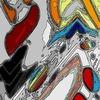Bschoeni, Farben, Graffiti, Bunt