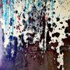 Graffiti, Genua, Wandmalerei, Abstrakt
