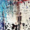 Graffiti, Genua, Landschaft, Abstrakt