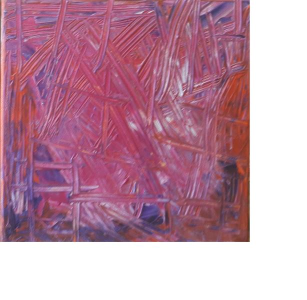 Magenta, Spachteltechnik, Rosa, Pink, Malerei