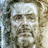 Zeichnung, Skizze, Portrait, Zeichnungen