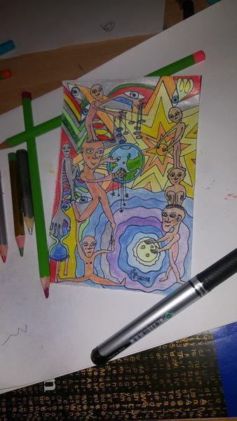 Augen, Tod, Natur, Wasser, Sonne, Mond