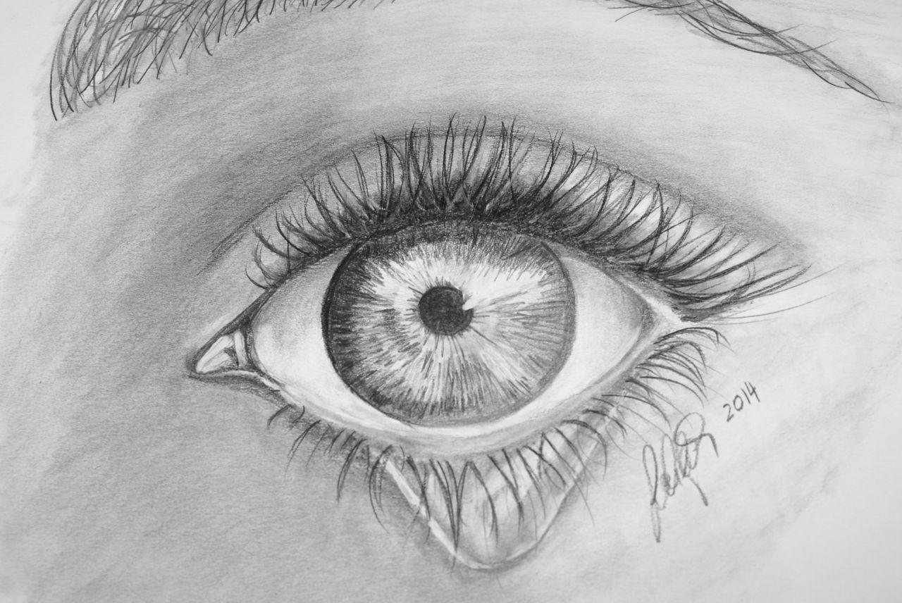 Bilder Tränendes Auge