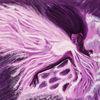 Romantisch, Fantasie, Lila, Flügel