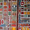 Streets, Quadrat, Symbol, Malerei