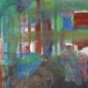 Abstrakt, Abstrakter expressionismus, Wild, Malerei