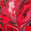 Schwarz, Rot, Weiß, Malerei