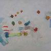Weiß, Abstrakt, Tür, Malerei