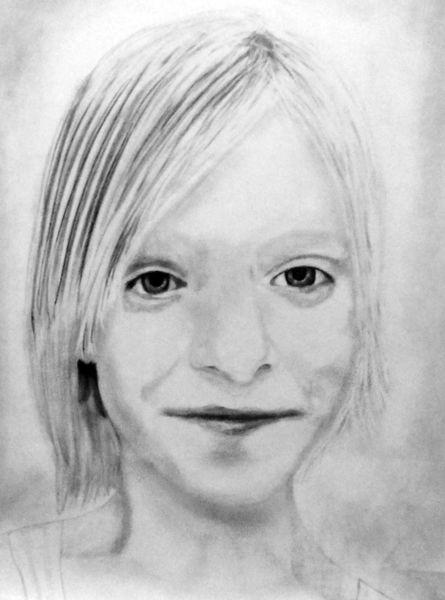 Weiß, Portrait, Schwarz, Zeichnungen