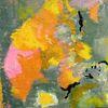 Seele, Eintauchen, Gefühl, Malerei