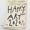 Happy art, Yes, 2020 yesart, Zeichnungen