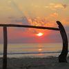 Strand, Fotografie, Sonnenuntergang, Meer