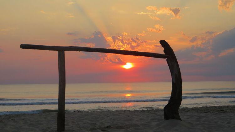 Strand, Fotografie, Sonnenuntergang, Meer, Tag