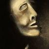 Modern art, Menschen, Schwar, Malerei