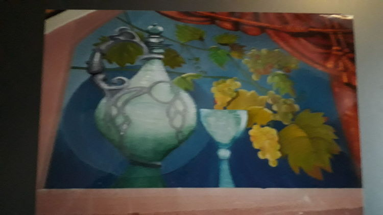 Licht, Farben stilleben, Blumen, Malerei, Wandbild