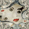 Fraktalkunst, Gesicht, Digital, Digitale kunst