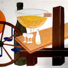 Bar, Keller, Wandbild, Malerei