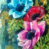 Malerei pflanzen, Natur, Garten, Rosa