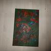 Gemälde, Malerei, Wandbild, Abstrakt
