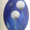 Aquarellmalerei, Blumen, Licht, Dekoration
