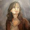 Portrait, Malerei, Ölmalerei,