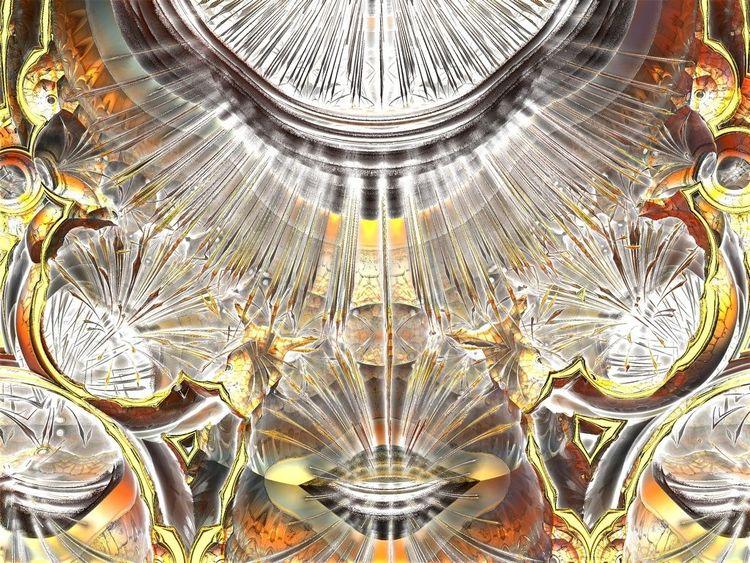 Abstrakt, Farben, Universum, Modern, Digitale kunst