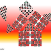 Muster, Konkrete kunst, Struktur, Digitale kunst