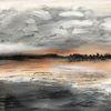 Aquarellmalerei, Am staffelsee, Aquarell,
