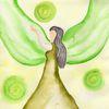 Malerei, Spirituell, Engel, Hoffnung