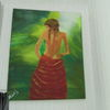Urlaub, Spanien, Gedanken, Acrylmalerei
