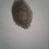 Dunkel, Bleistiftzeichnung, Portrait, Gesicht