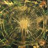 Abstrakte malerei, Abstraktes gemälde, Abstrakte blume, Abstrakte pflanze