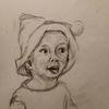 Kind, Skizze, Zeichnungen