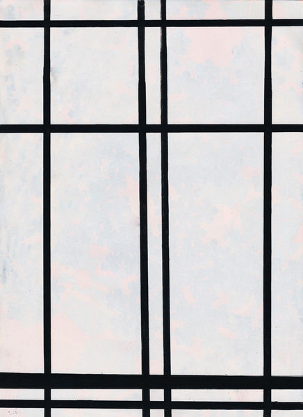Farben, Schwarz, Acrylmalerei, Ölmalerei, Zeitgenössisch, Modern