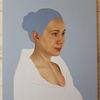 Menschen, Portrait, Ölmalerei, Fotorealismus